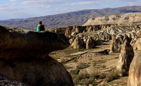 putovanje u kapadokiju