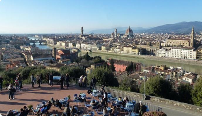 Toskana putovanje Firenca