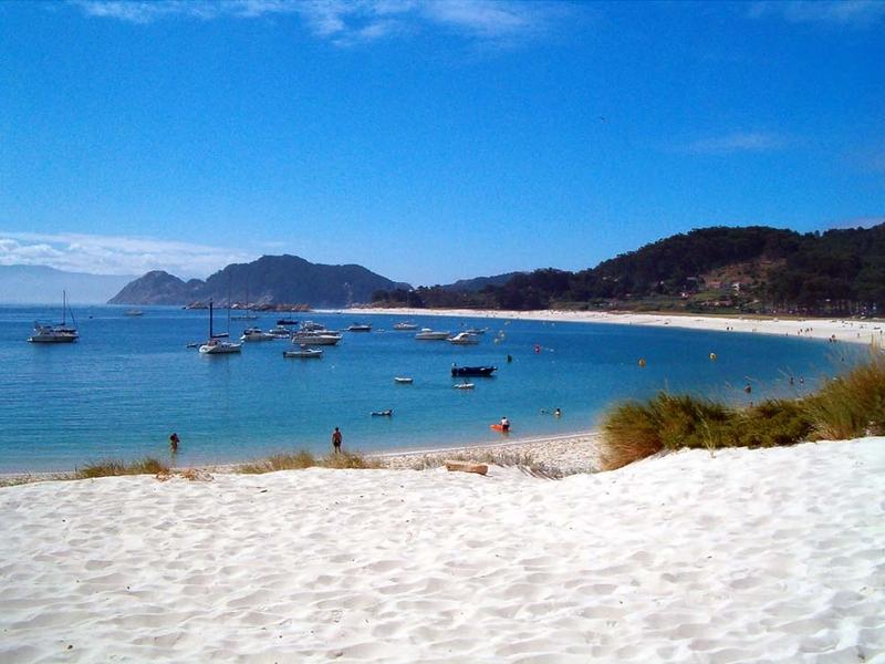 Spanija plaze