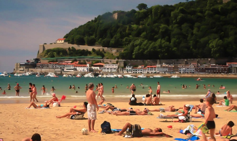 plaze san sebastijan