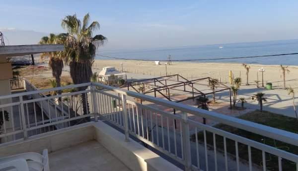 apartmani na plazi