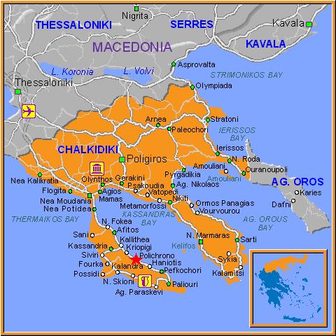 polihrono mapa