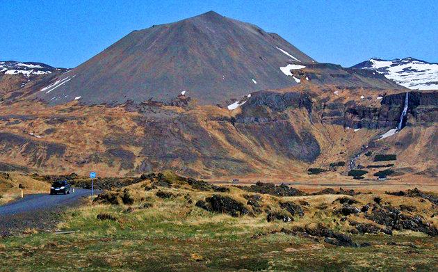 island vulkani