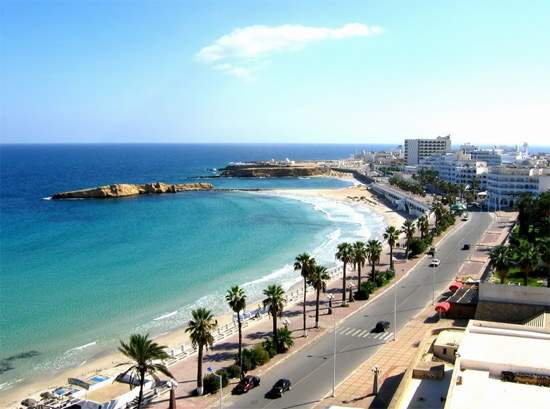 tunis plaze