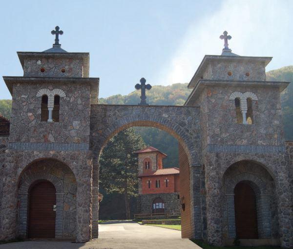 Manastir Vaznesenije