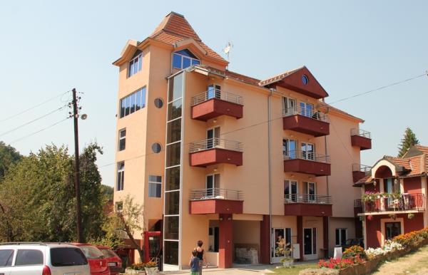 Garetov konak Prolom banja Srbija