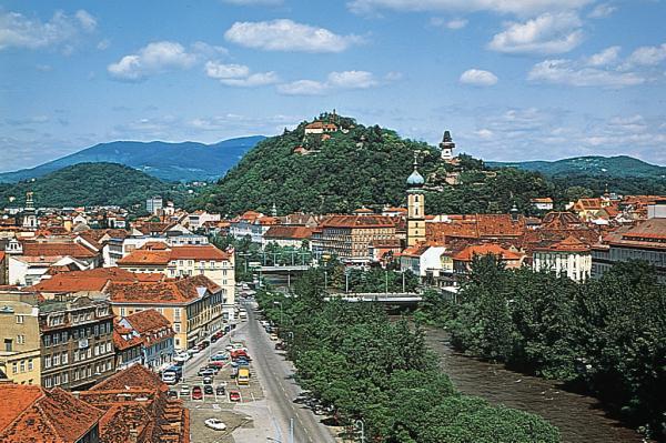 grac austrija putovanje