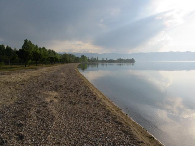 Ohrid plaze
