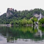 dvorac bledsko jezero