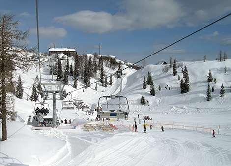 skijalista u sloveniji
