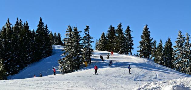 skijanje golte