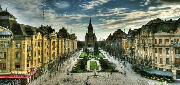 temisvar rumunija