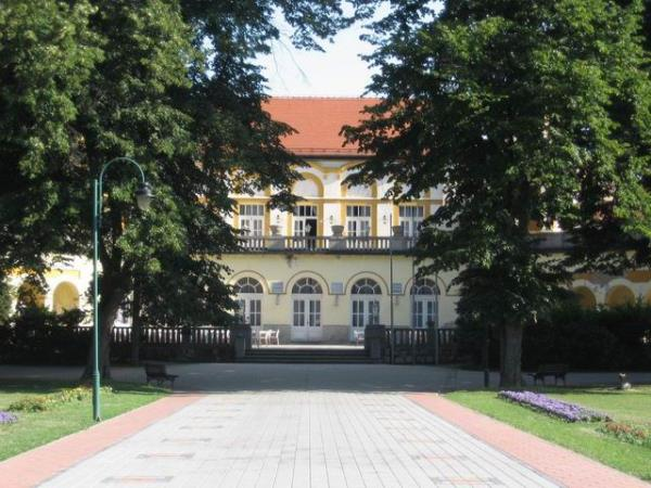 Banja Badanja stacionar