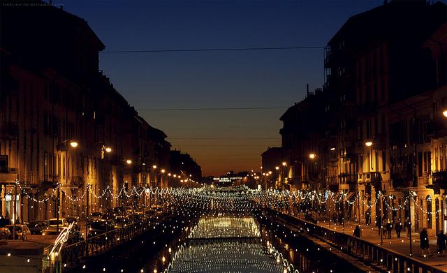 milano kanali
