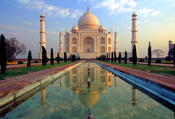 indija putovanje tadz mahal