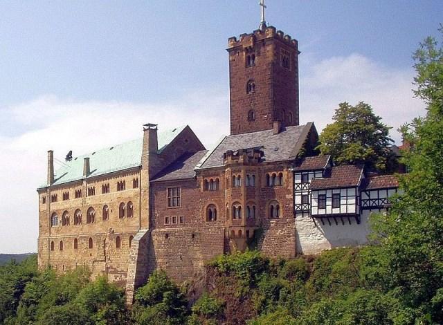 dvorac wartburg