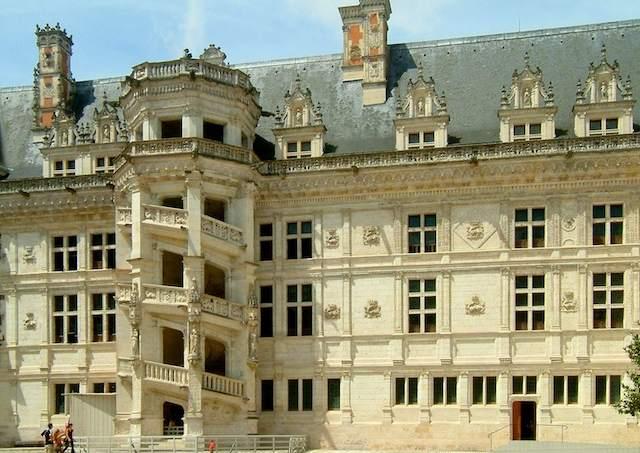 dvorci na loari