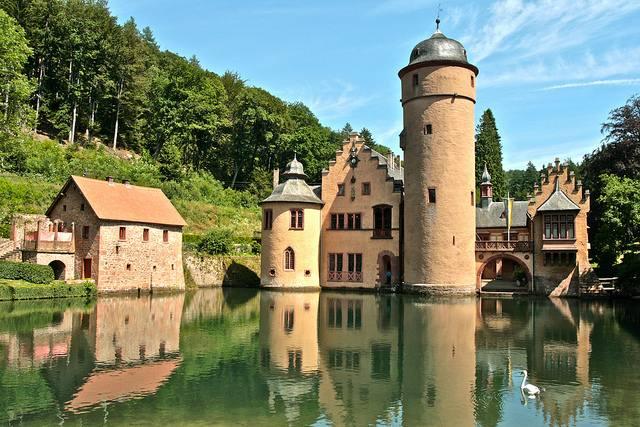 dvorci nemačke