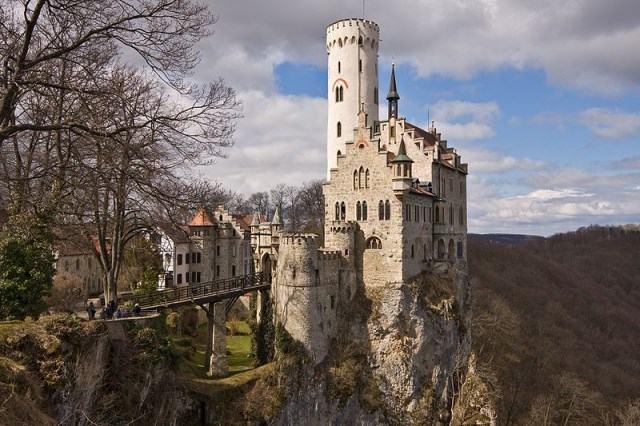 dvorci u nemačkoj