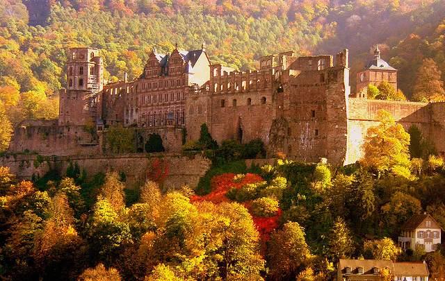 nemački dvorci
