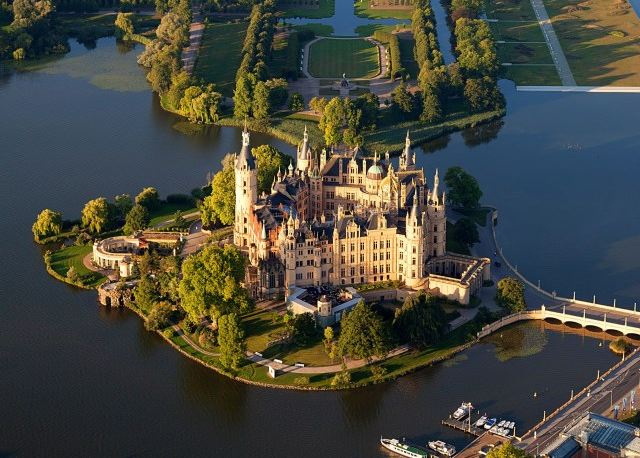 nemacki dvorci