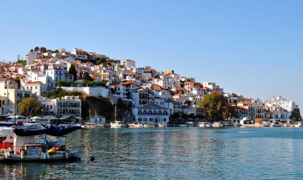 Skopelos ostrvo