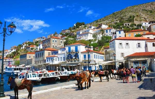 Hidra ostrvo grcka