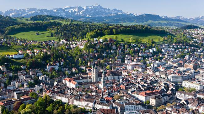 gradovi svajcarske