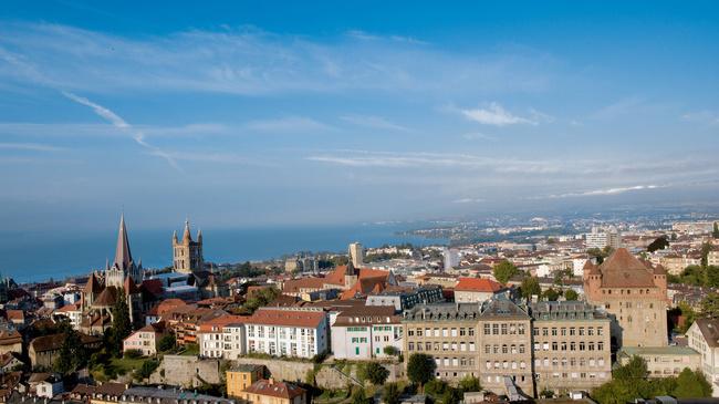 najveci gradovi svajcarske