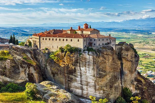 manastiri meteori grcka