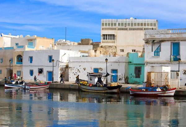gradovi u tunisu