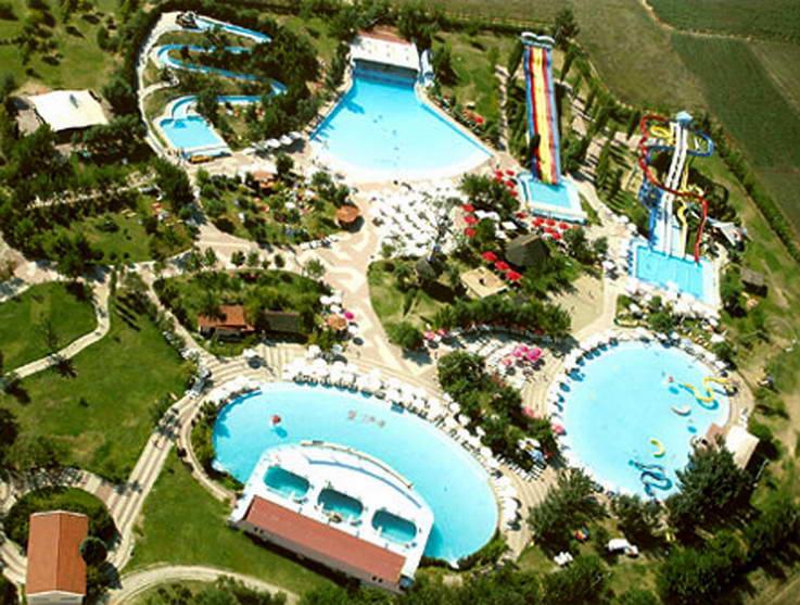 aqua park Solun