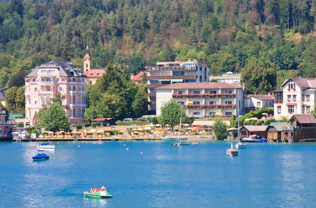 Jezero Verterze