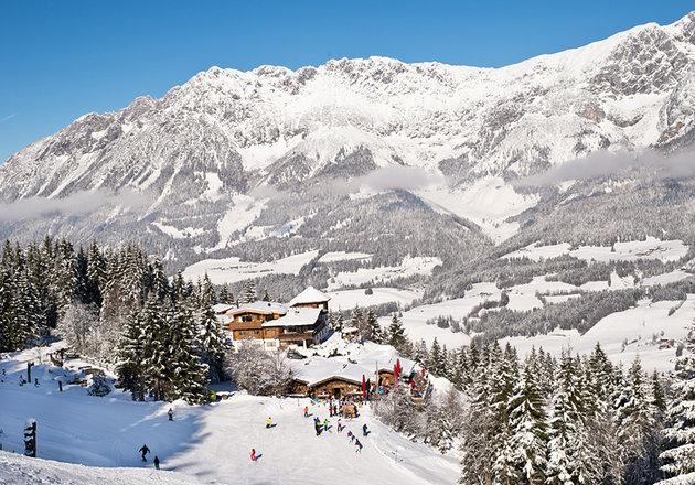 austrija ski centri