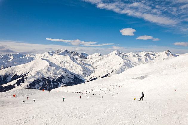 austrija skijalista