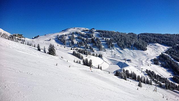 austrija skijanje
