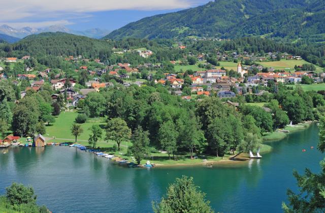jezera austrije