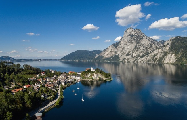 jezera u austriji