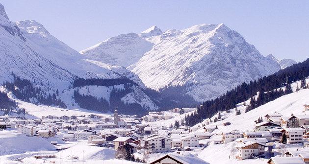 ski centri austrija