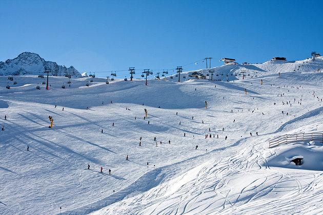 skijališta u austriji