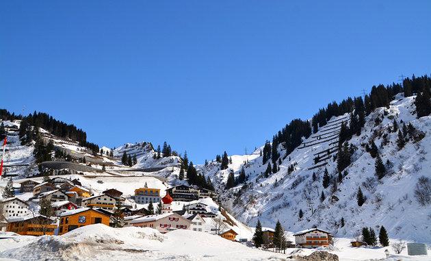 skijalista u austriji