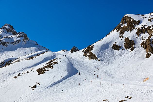 skijanje austrija