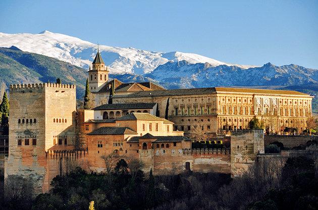 Andaluzija putovanje