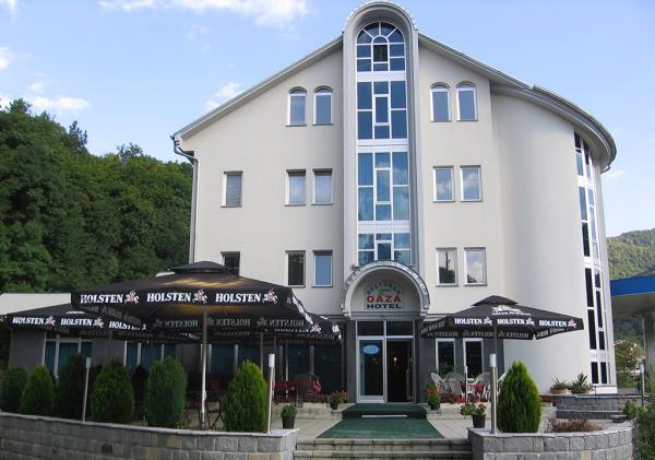 hotel oaza josanicka banja