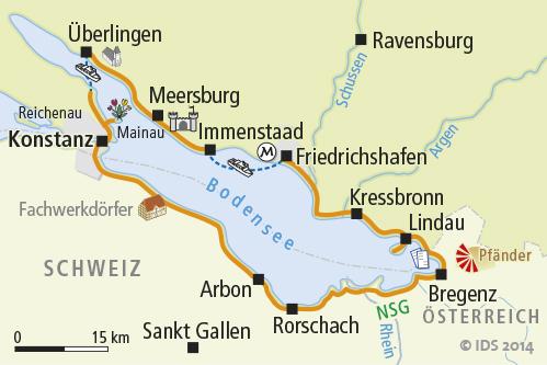 Bodensko Jezero Top 10 Zanimljivosti Koje Treba Videti Odmor Plus