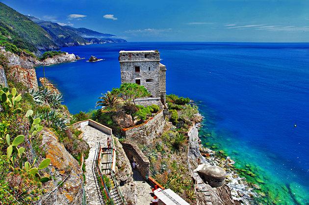 Cinque Terre italija