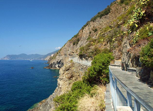 Cinque Terre putovanje