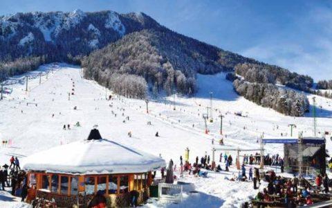 slovenija skijanje