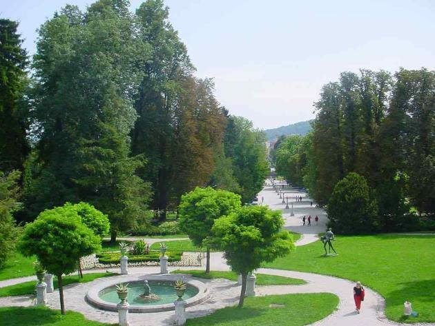 sta videti u Ljubljani