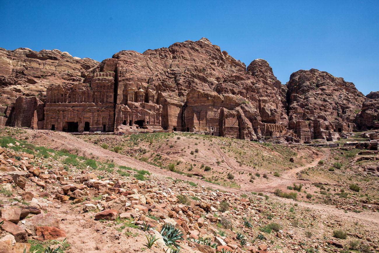 jordan petra putovanje
